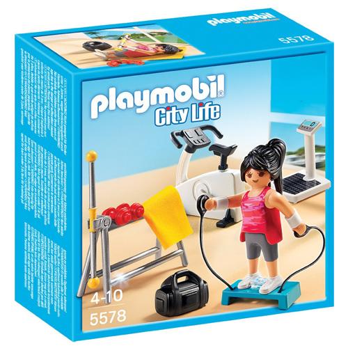 Domácí fitness Playmobil Moderní vila