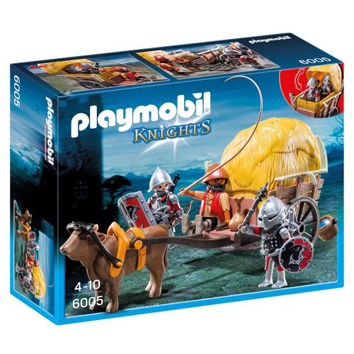 Sokolí rytíř v tajném voze Playmobil Rytíři