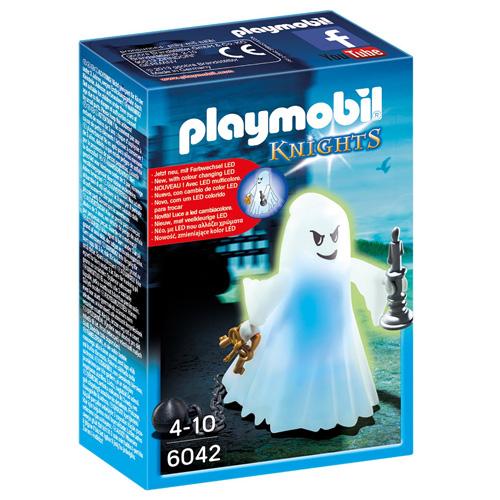 Hradní strašidlo Playmobil Rytíři