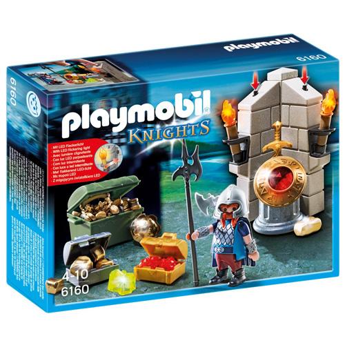 Stráž královského pokladu Playmobil Rytíři