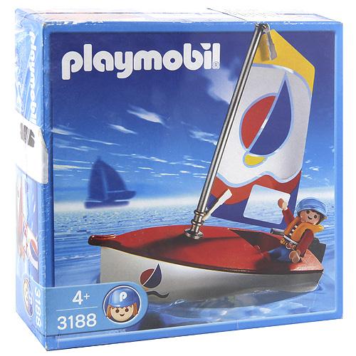 Dětská plachetnice Playmobil