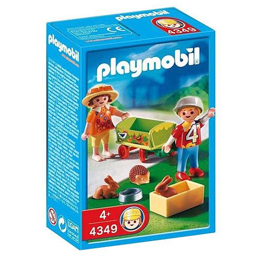 Vozík pro zvířátka Playmobil