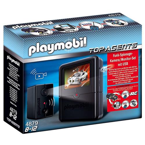 Špionážní kamera Playmobil