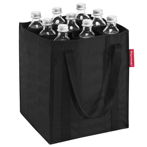 Taška na láhve Reisenthel Černá | bottlebag black