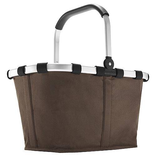 Nákupní košík Reisenthel Tmavě hnědý | carrybag mocha