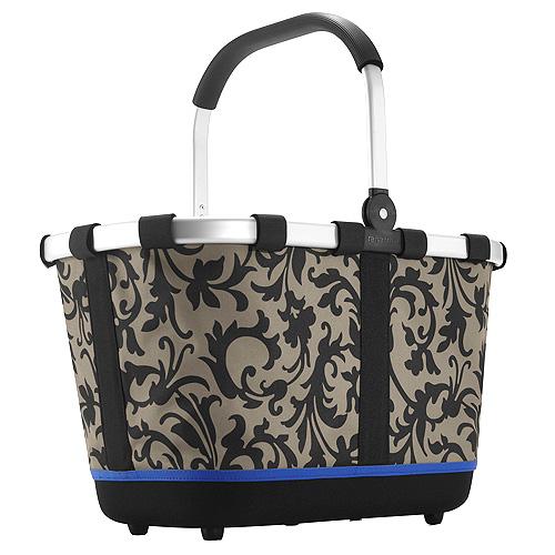 Nákupní košík Reisenthel Béžový s barokními ornamenty | carrybag2 baroque taupe
