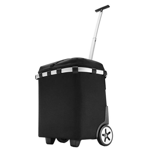 Nákupní vozík Reisenthel Černý | carrycruiser iso