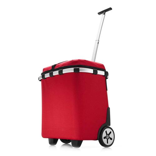 Nákupní vozík Reisenthel Červený | carrycruiser iso