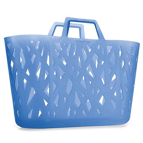 Nákupní košík Reisenthel Modrý | nestbasket aqua blue