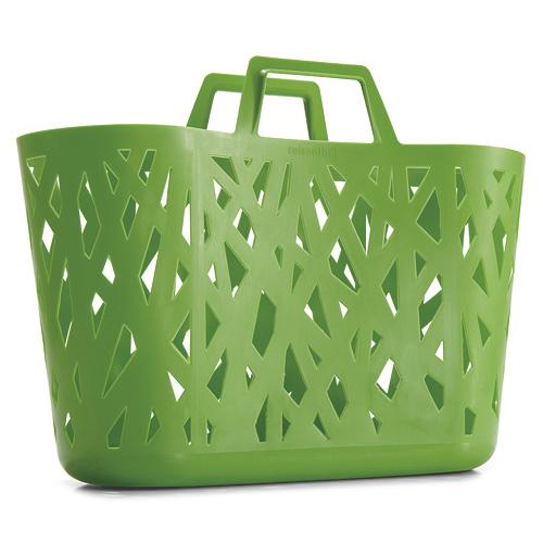 Nákupní košík Reisenthel Trávově zelený| nestbasket grass green