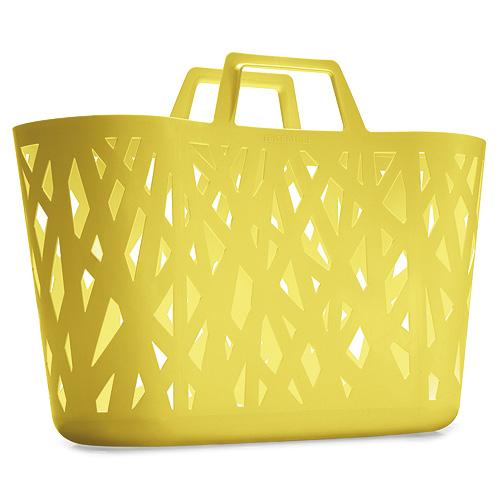 Nákupní košík Reisenthel Žlutý | nestbasket lemon