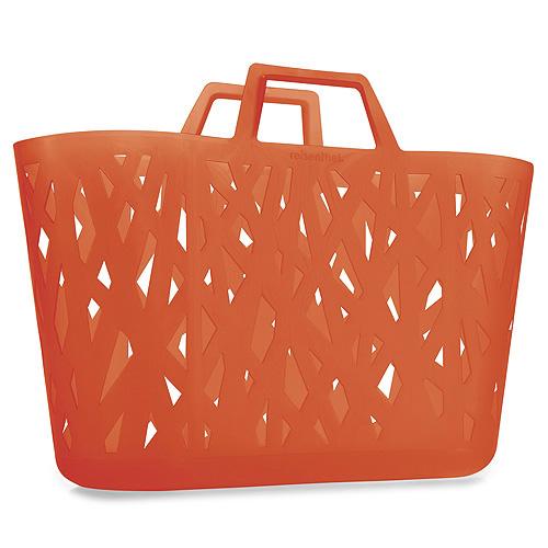Nákupní košík Reisenthel Neonový oranžový| nestbasket neon orange