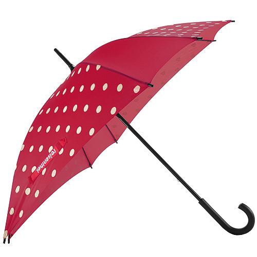 Deštník Reisenthel Červený s puntíky | umbrella ruby dots