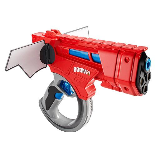 BOOMco zbraň Mattel Whipblast