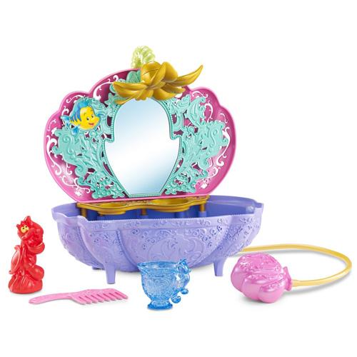 Květinová koupel Mattel Disney
