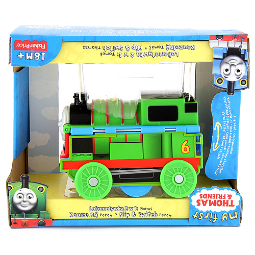 Tomáš a Percy 2 v 1 Mattel Mašinka 2 v 1
