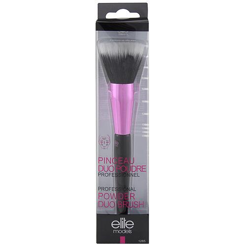 Štětec na make-up Elite Models Délka 17 cm/černá rukojeť