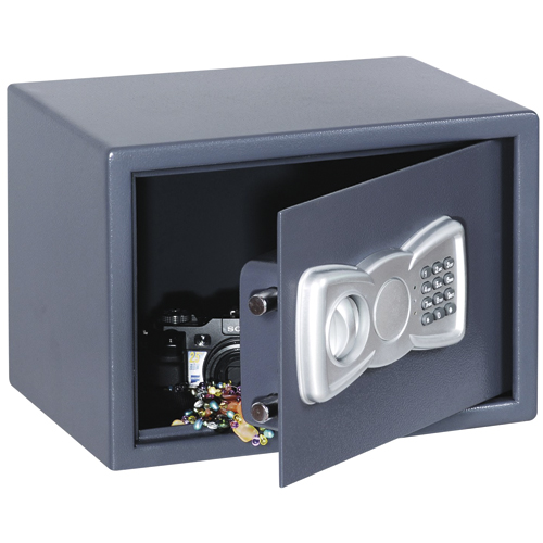 Trezor Idena rozměr 35x25x25 cm, zámek na číselné heslo