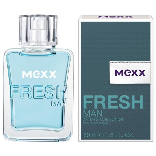 Voda po holení Mexx Fresh Man, 50 ml