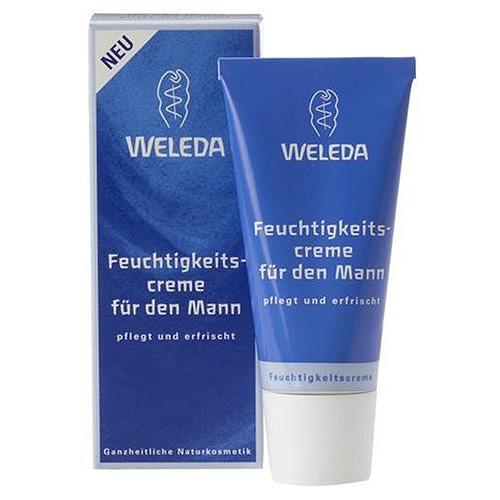 Pleťový krém pro muže Weleda Obsah 30 ml