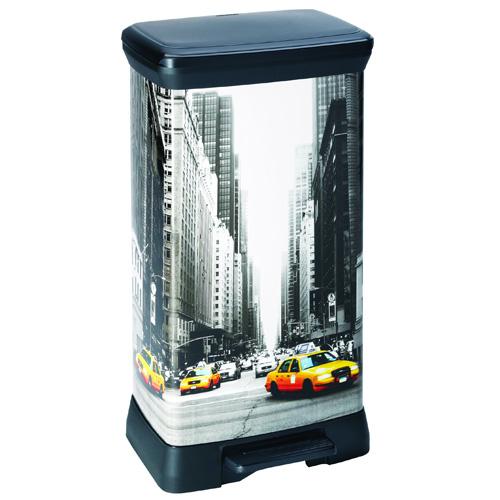 Odpadkový koš Curver Objem 50 l/New York
