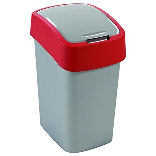 Odpadkový koš Curver praktický odpadkový koš - moderní tenký design - trendy barv