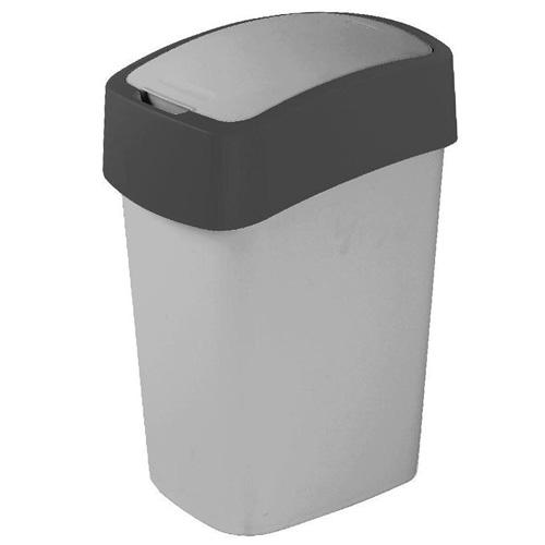 Odpadkový koš Curver Objem 25 l/šedý
