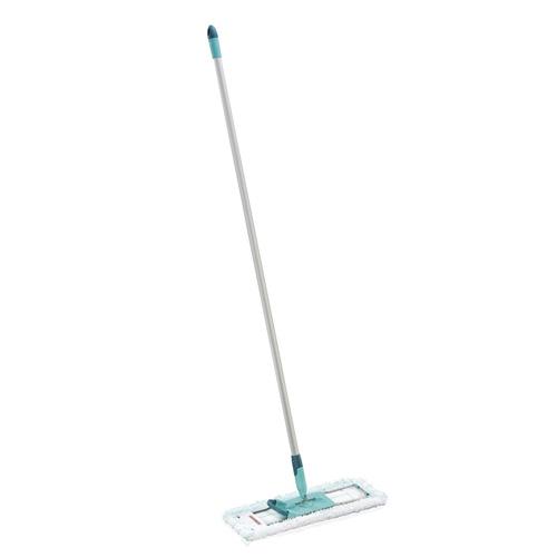Podlahový mop Leifheit PROFI Micro Duo, výška 166 cm, záběr 42 cm