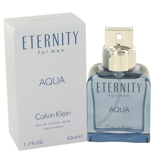 Toaletní voda Calvin Klein Eternity Aqua for Men, 50 ml