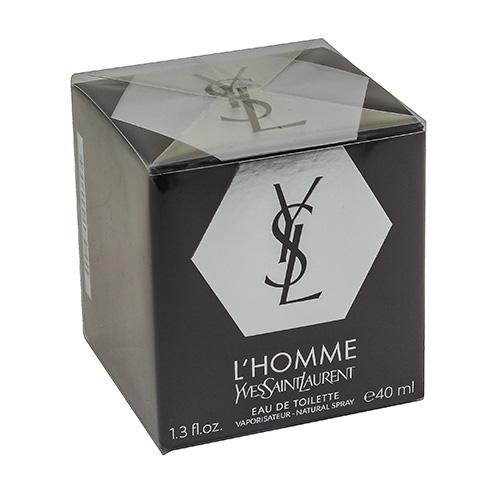 Toaletní voda pro muže Yves Saint Laurent L'Homme, 40 ml