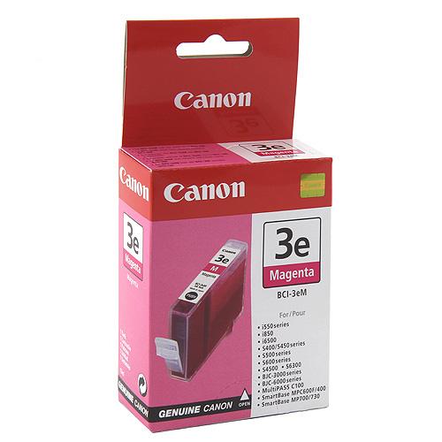 Inkoustová cartridge CANON BCI-3eM, magenta