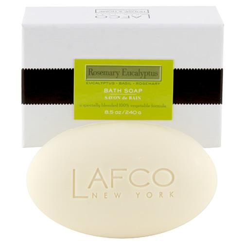 Fotografie Mýdlo do koupele Lafco New York Rozmarýn a eukalyptus, 240 g