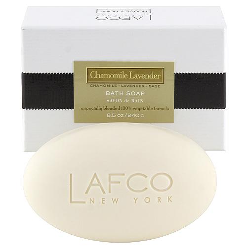 Mýdlo do koupele Lafco New York Heřmánek a levandule, 240 g