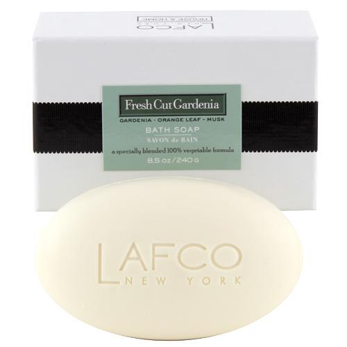 Mýdlo do koupele Lafco New York Čerstvě nařezané gardénie, 240 g