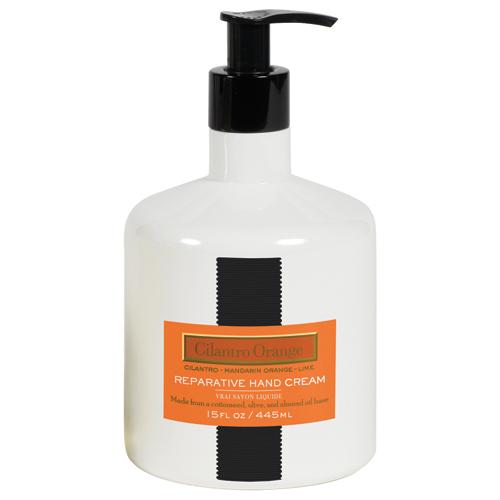 Krém na ruce Lafco New York Koriandr a pomeranč, 445 ml