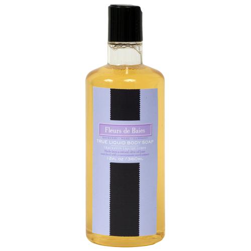 Sprchový gel Lafco New York Květiny a černý rybíz, 360 ml