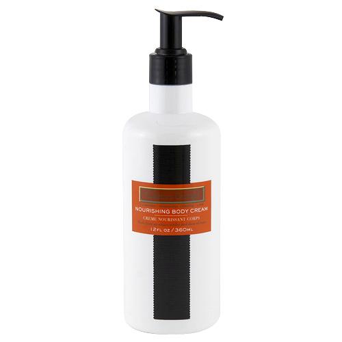 Tělový krém Lafco New York Koriandr a pomeranč, 360 ml