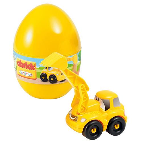 Velikonoční vejce Écoiffier S autíčkem