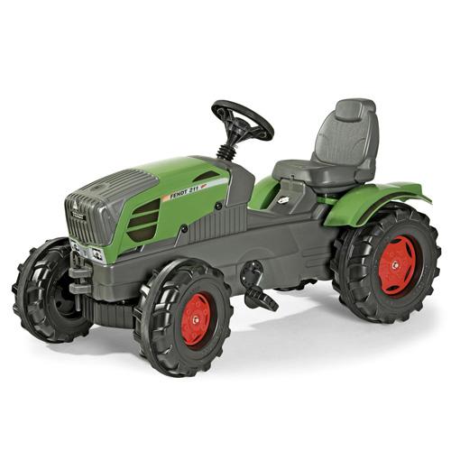 Šlapací traktor Rolly toys Rarmtrac Frendt 211 Vario