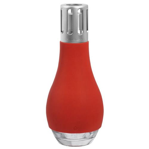 Katalytická lampa Lampe Berger Paris Softy rouge, červená, výška 20,5 cm
