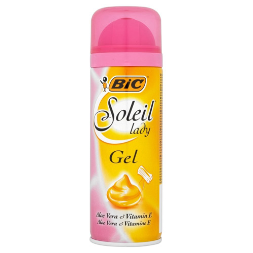 Gel na holení BIC Obsah 150 ml