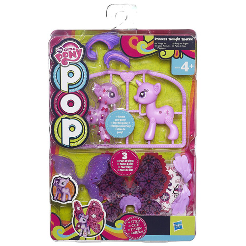 Fotografie My Little Pony Hasbro Princes Twilight Sparkle, 7 cm