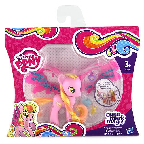 My Little Pony Hasbro Honey Rays, 8 cm