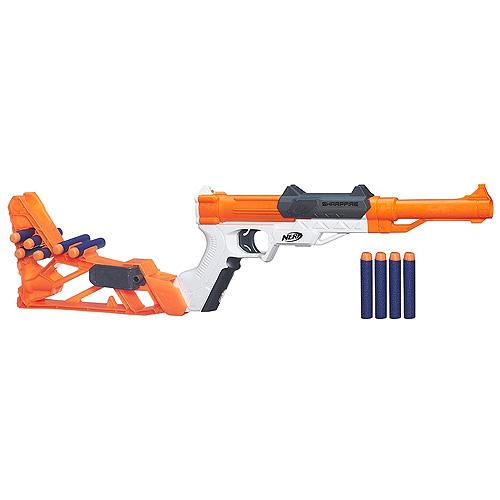 Pistole Hasbro Nerf Elite Sharpfire 6 V 1