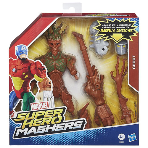 Figurka Super Hero Hasbro Groot, 15 cm
