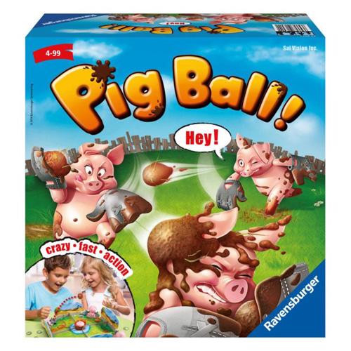 Ravensburger Pig Ball hra Stolní hra