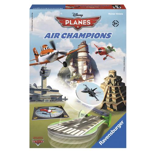 Air Champions Ravensburger Hra Letadla Disney