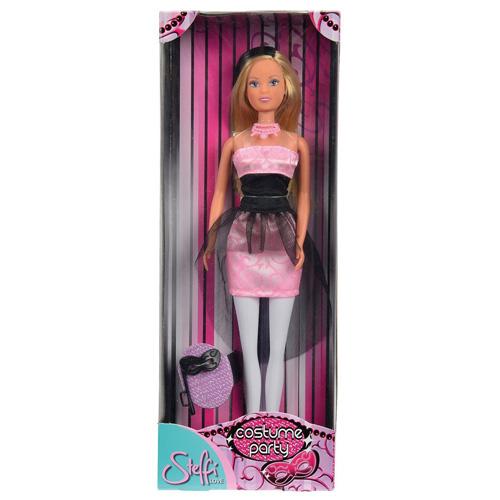 Panenka Steffi Simba V kostýmu