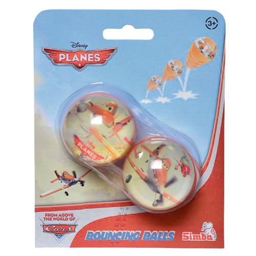 Hopík Simba Disney Planes, 2 ks