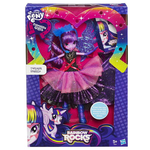 Panenka My Little Pony Hasbro Twilight Sparkle